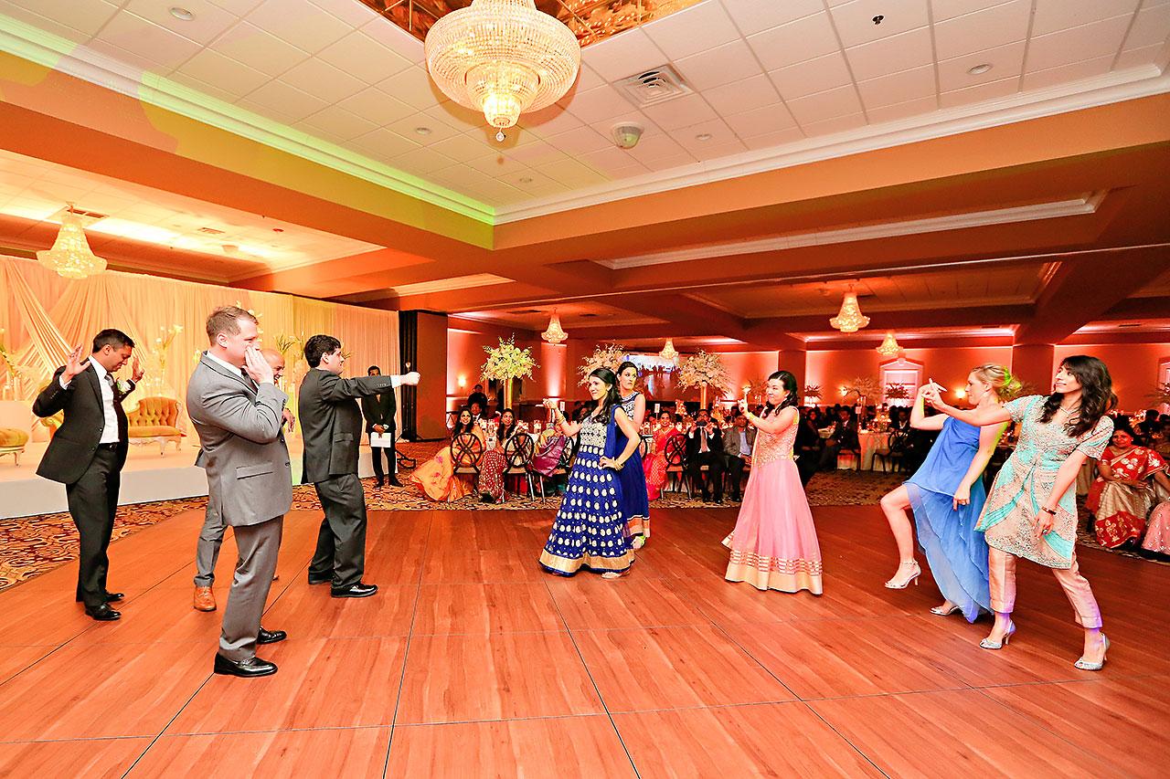 Anu Paras Indianapolis Indian Wedding Reception 116