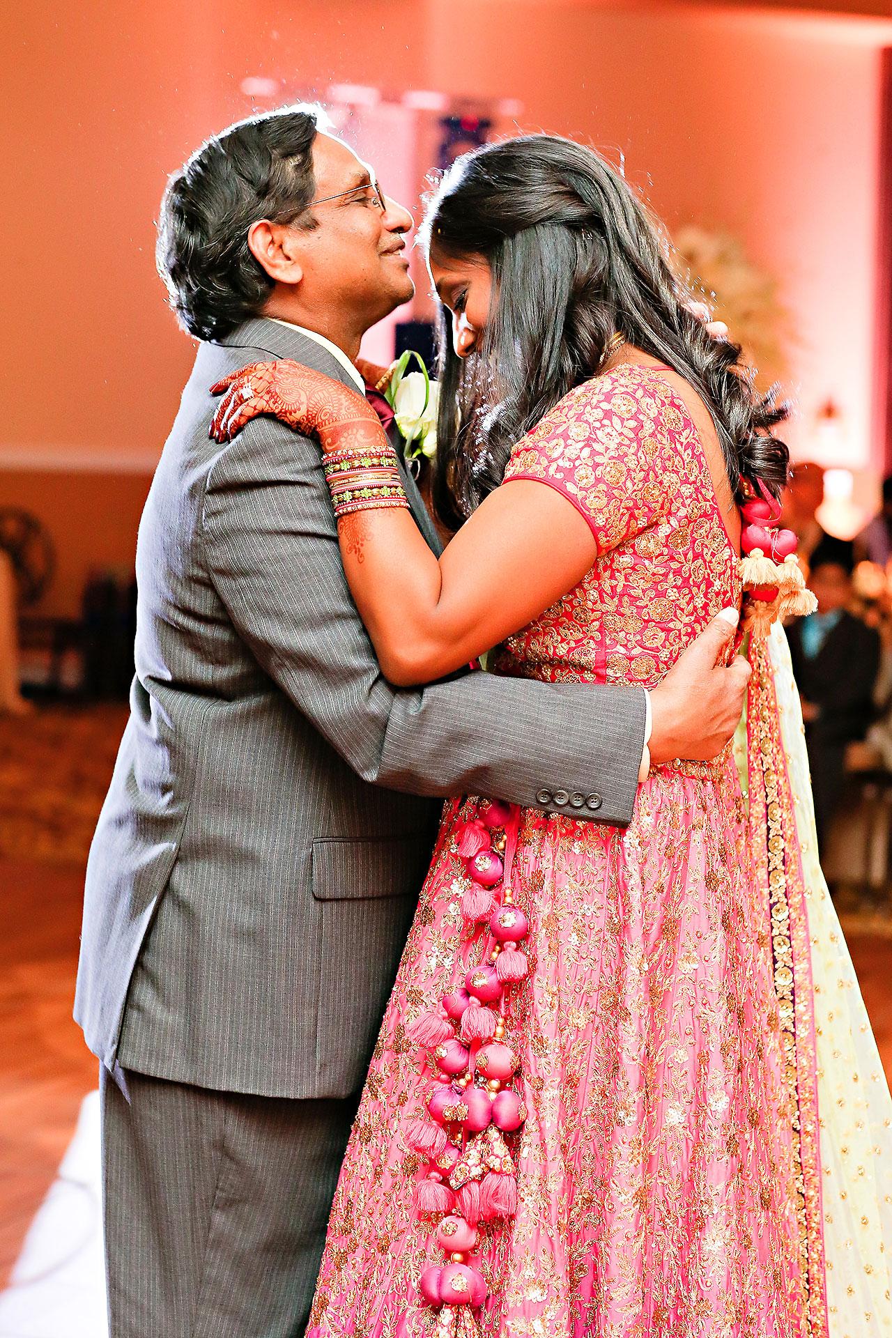 Anu Paras Indianapolis Indian Wedding Reception 110