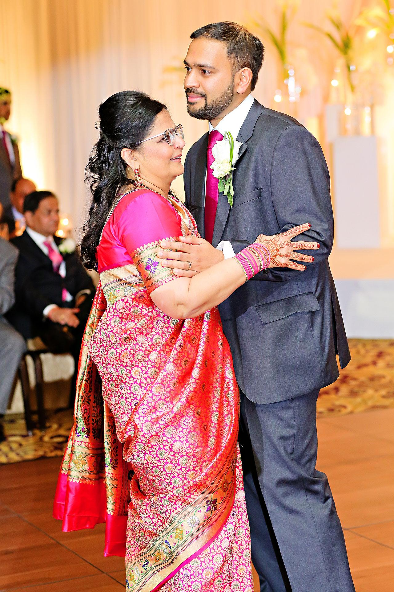 Anu Paras Indianapolis Indian Wedding Reception 111