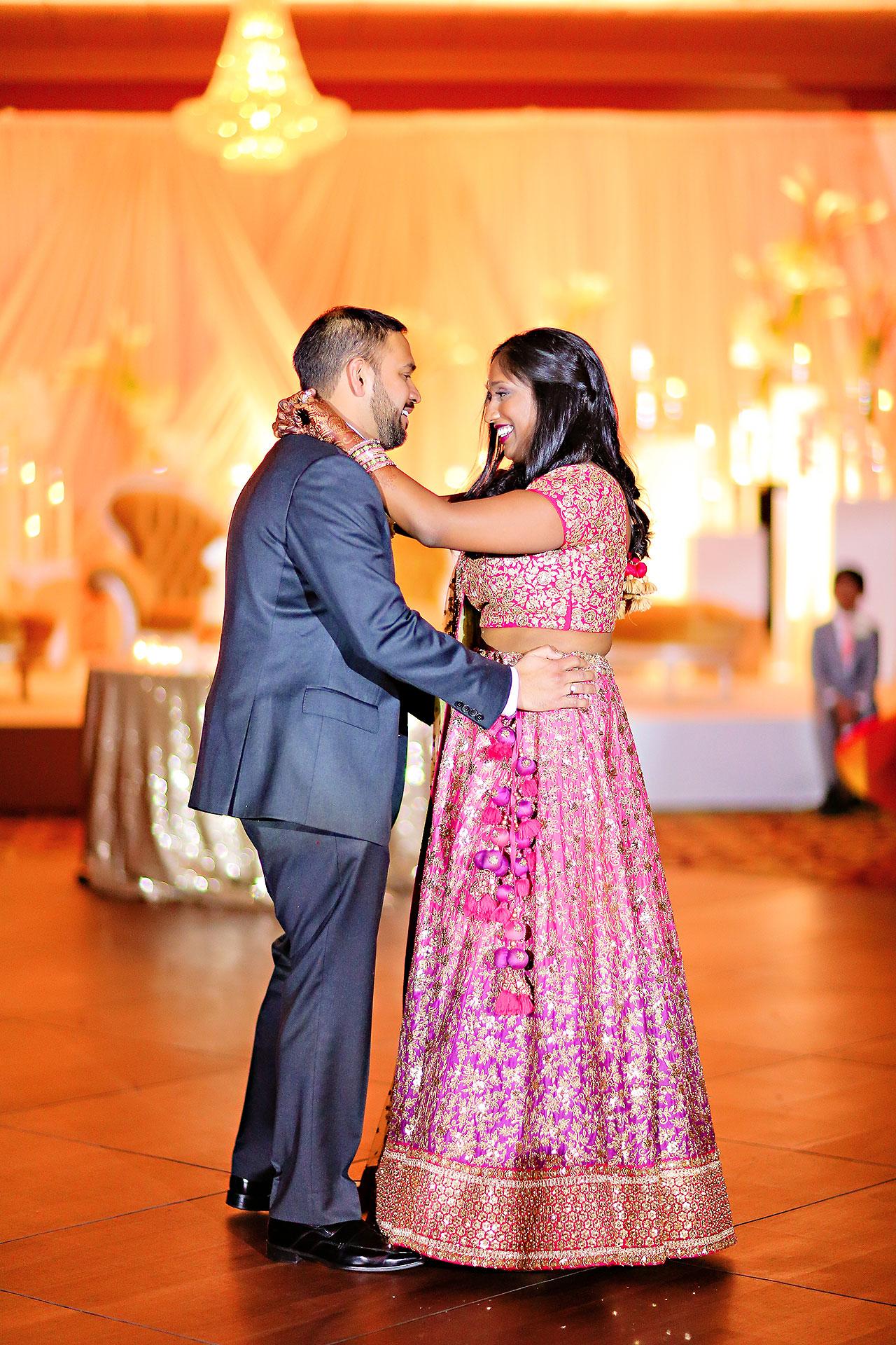 Anu Paras Indianapolis Indian Wedding Reception 104