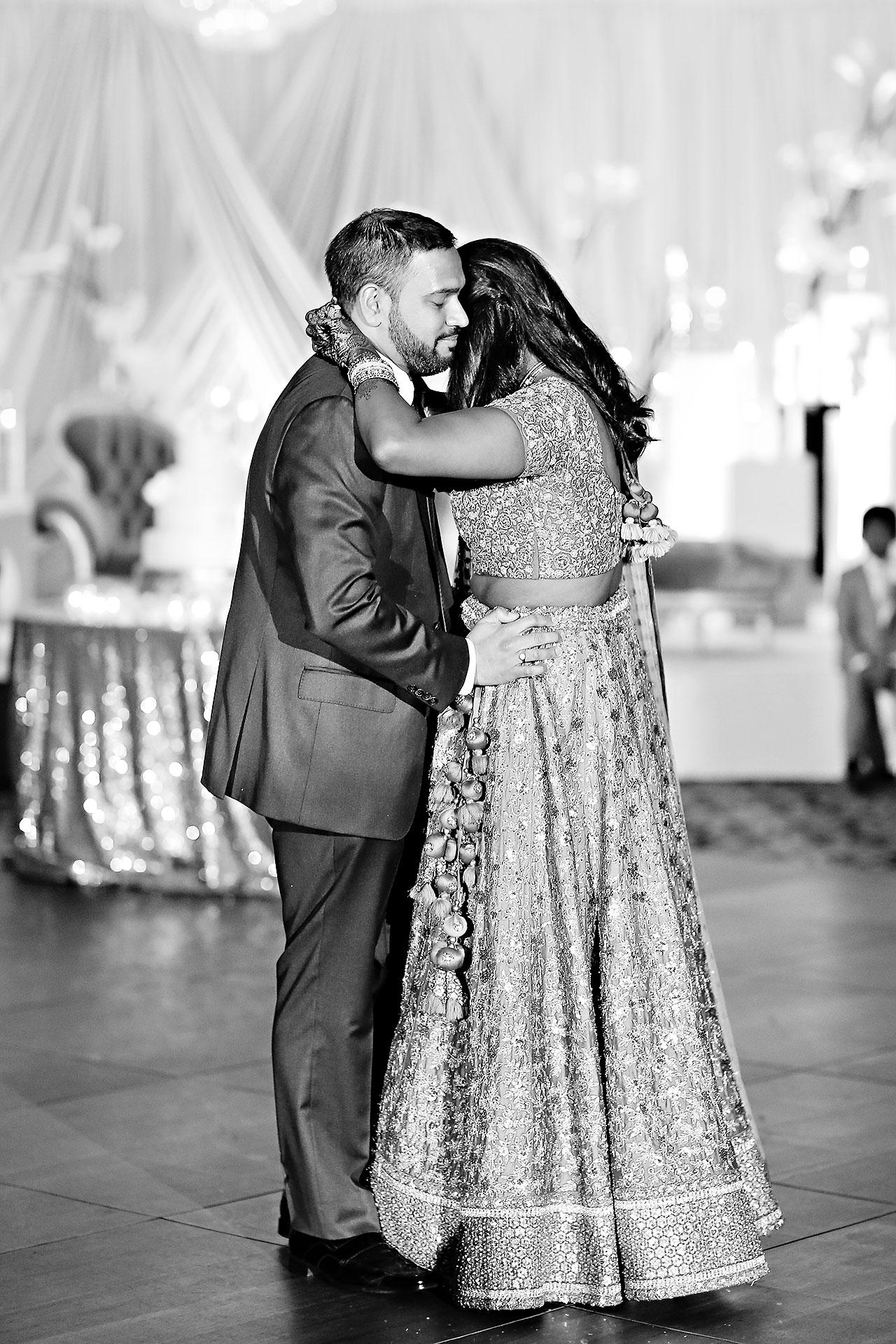 Anu Paras Indianapolis Indian Wedding Reception 105