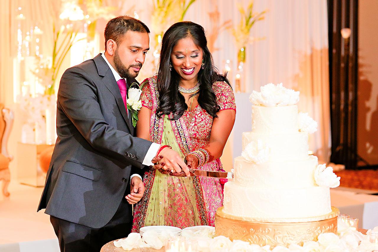 Anu Paras Indianapolis Indian Wedding Reception 100