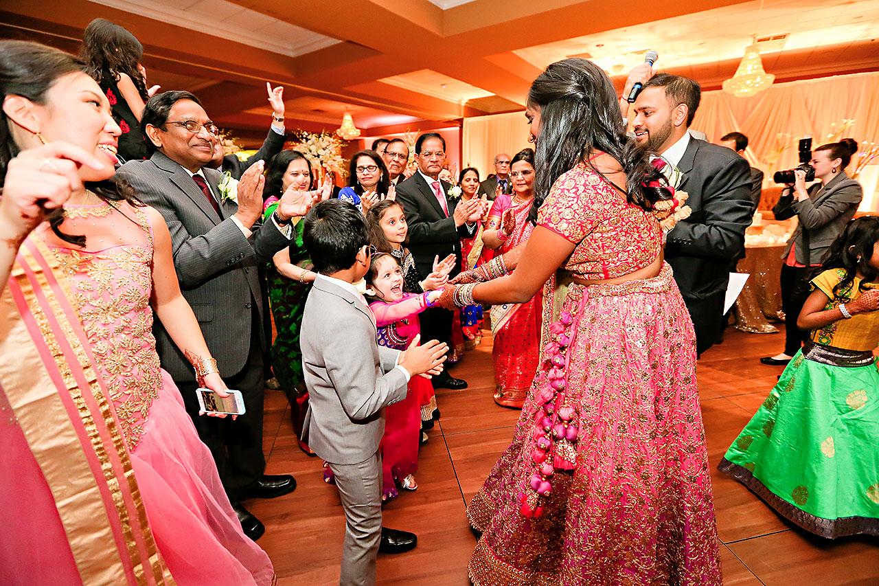 Anu Paras Indianapolis Indian Wedding Reception 097