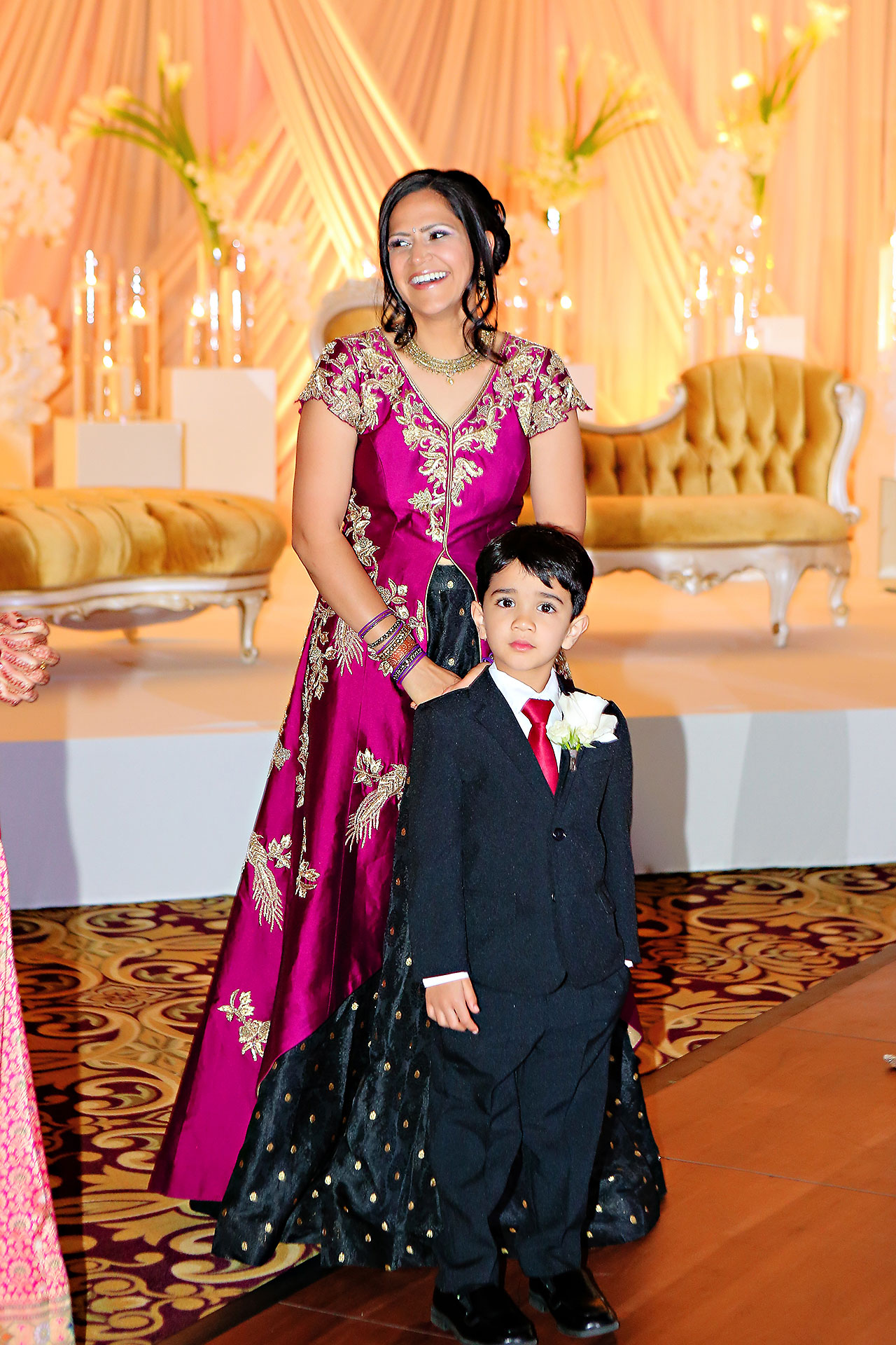 Anu Paras Indianapolis Indian Wedding Reception 087