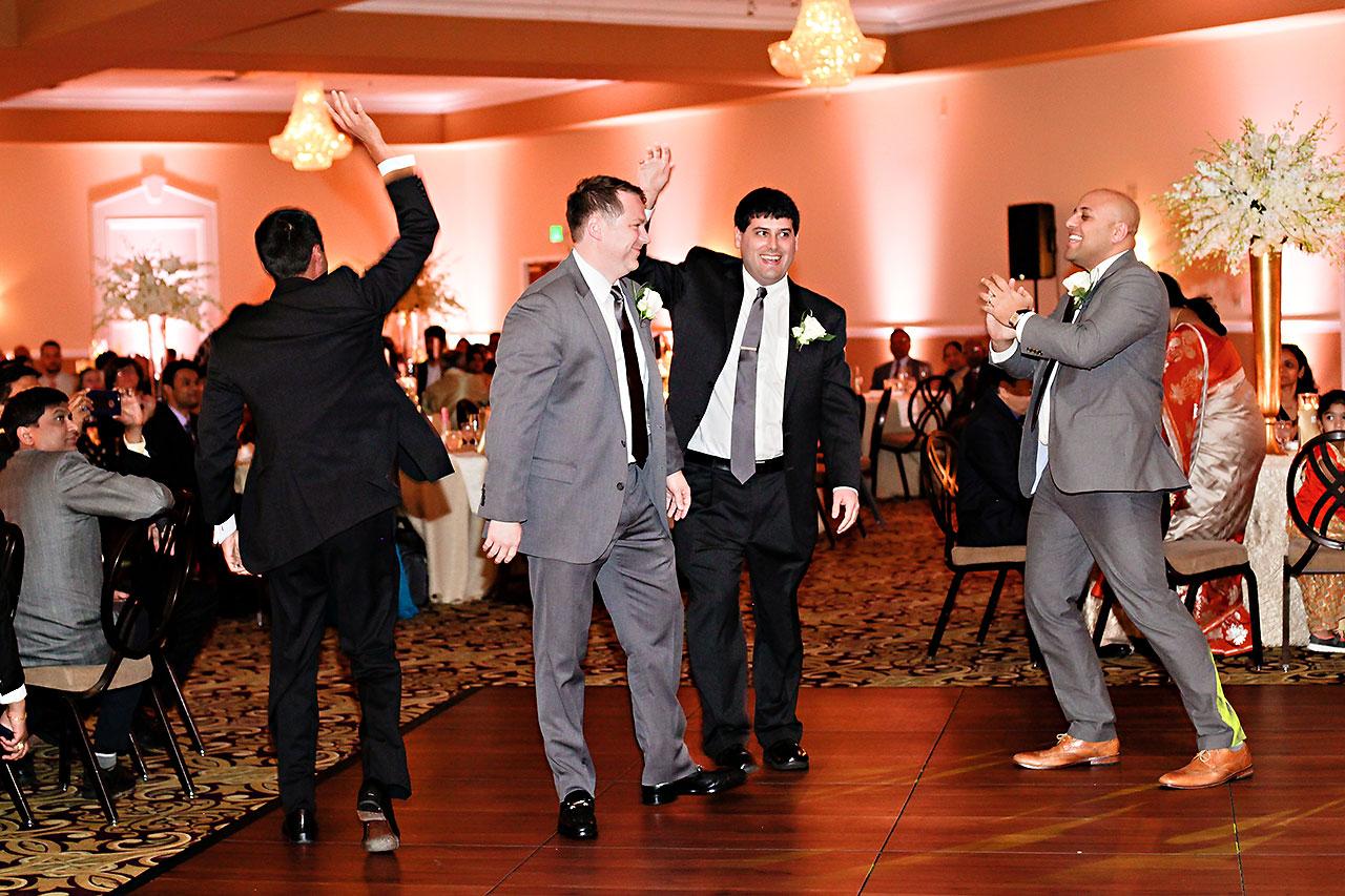 Anu Paras Indianapolis Indian Wedding Reception 082