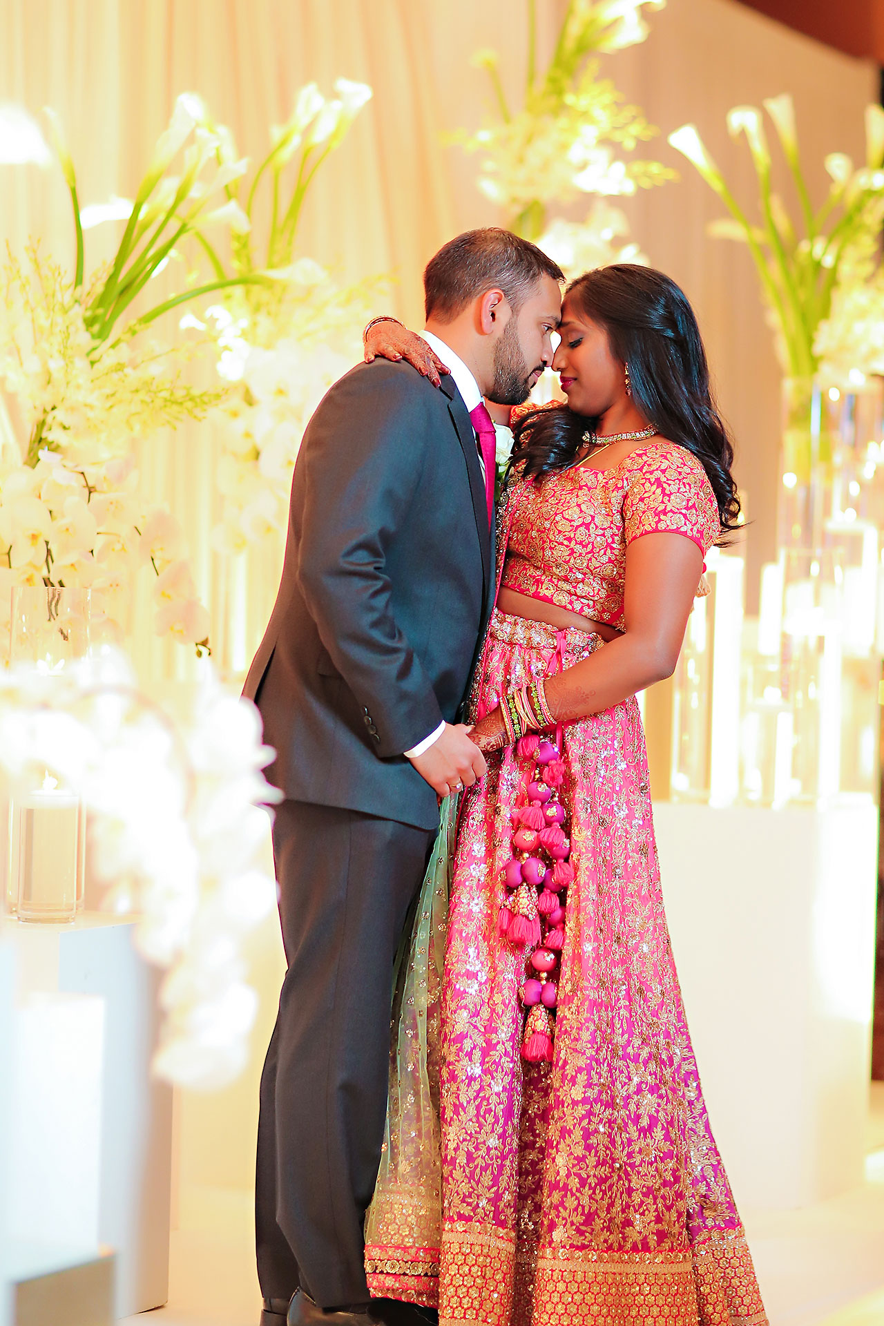 Anu Paras Indianapolis Indian Wedding Reception 071