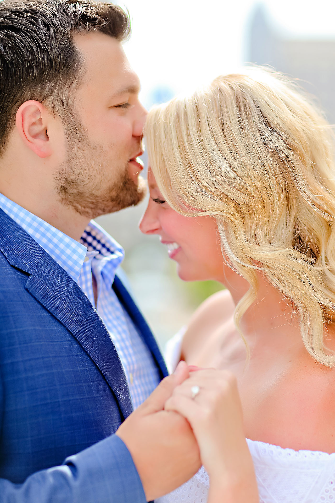 Chelsea Tom Downtown Indianapolis Engagement Session 078