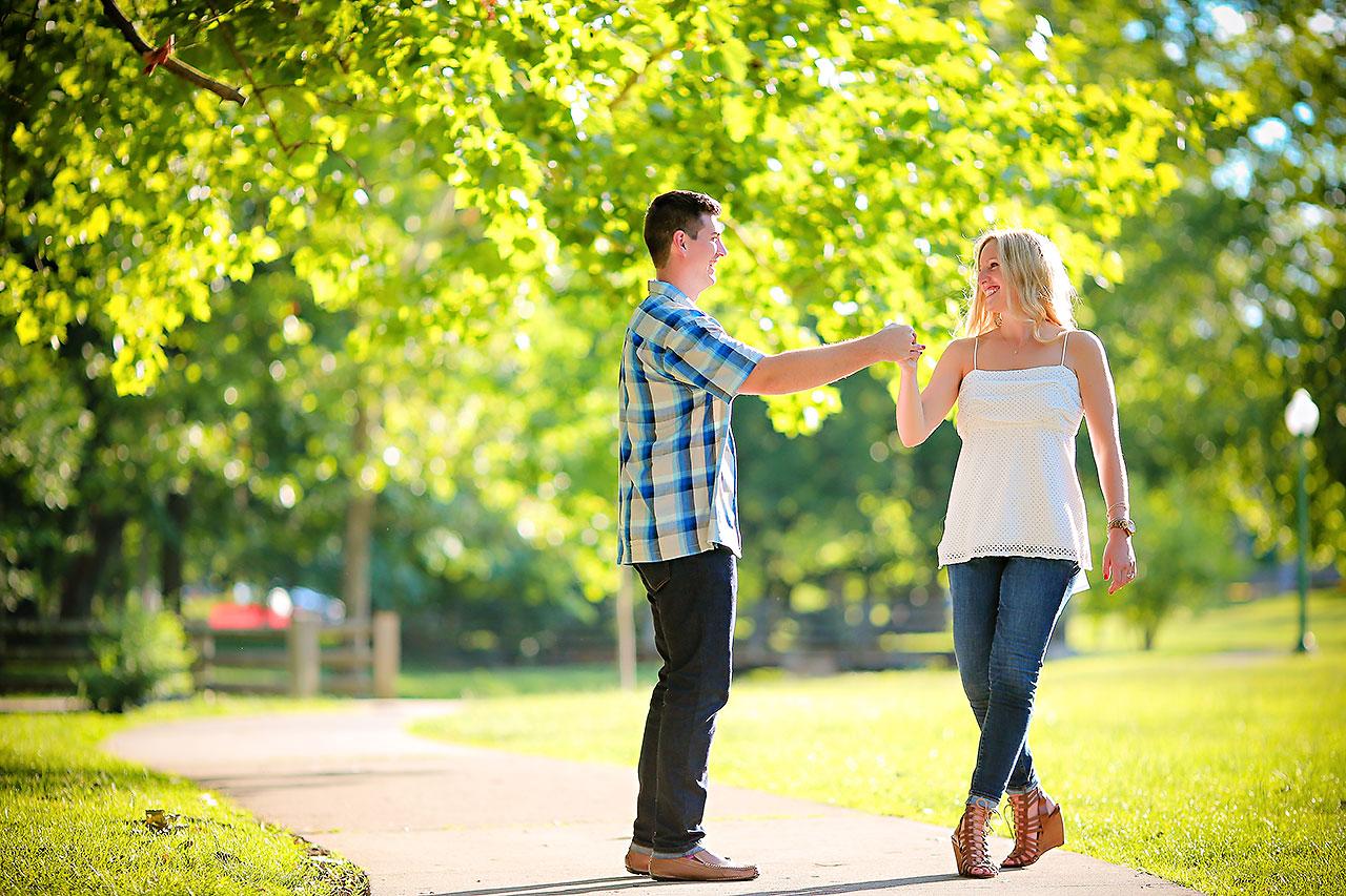 Jordan Ryan IU Engagement Session 174
