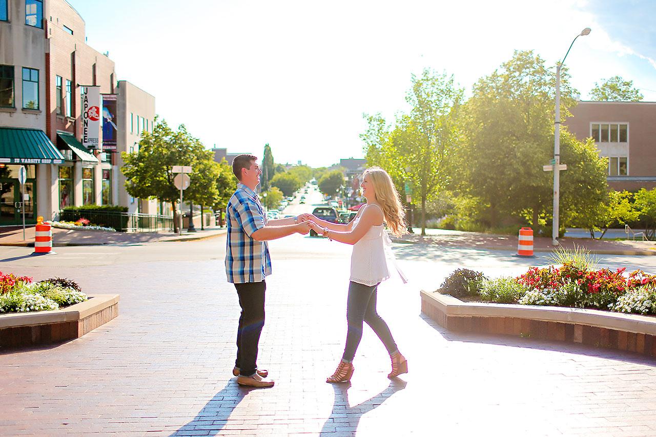 Jordan Ryan IU Engagement Session 162