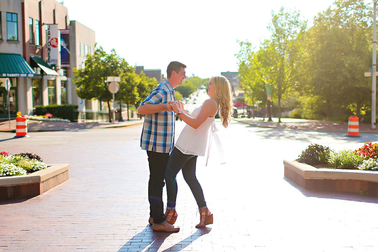 Jordan Ryan IU Engagement Session 143