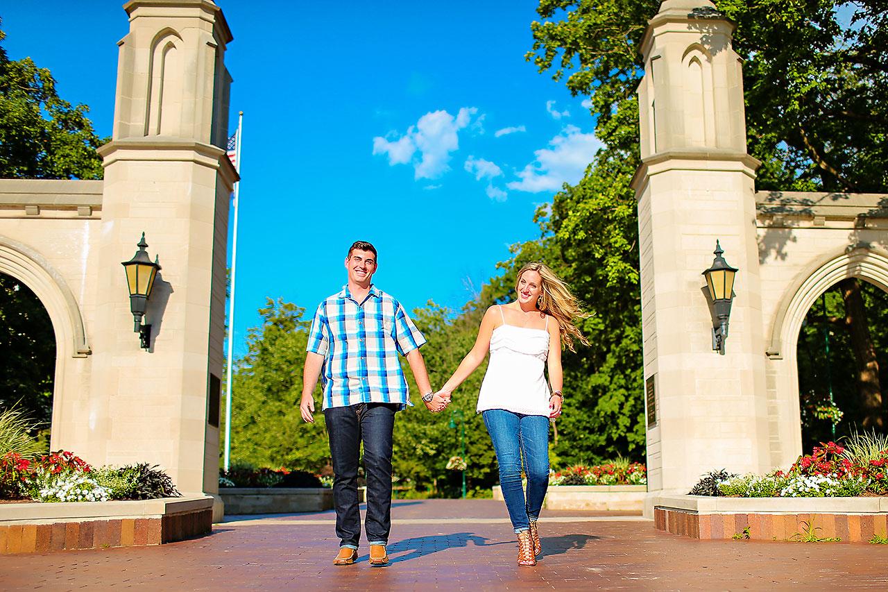 Jordan Ryan IU Engagement Session 141