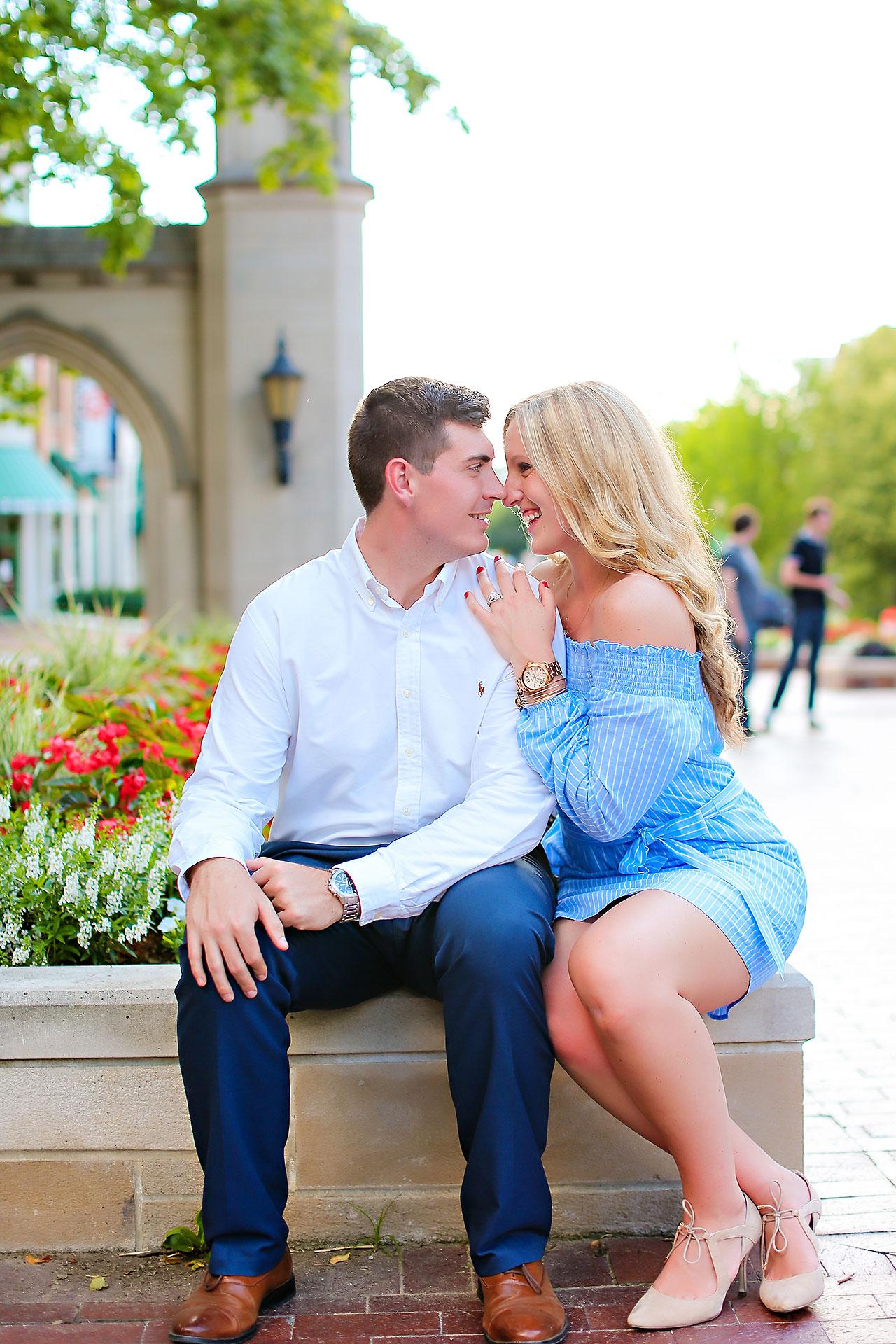 Jordan Ryan IU Engagement Session 109