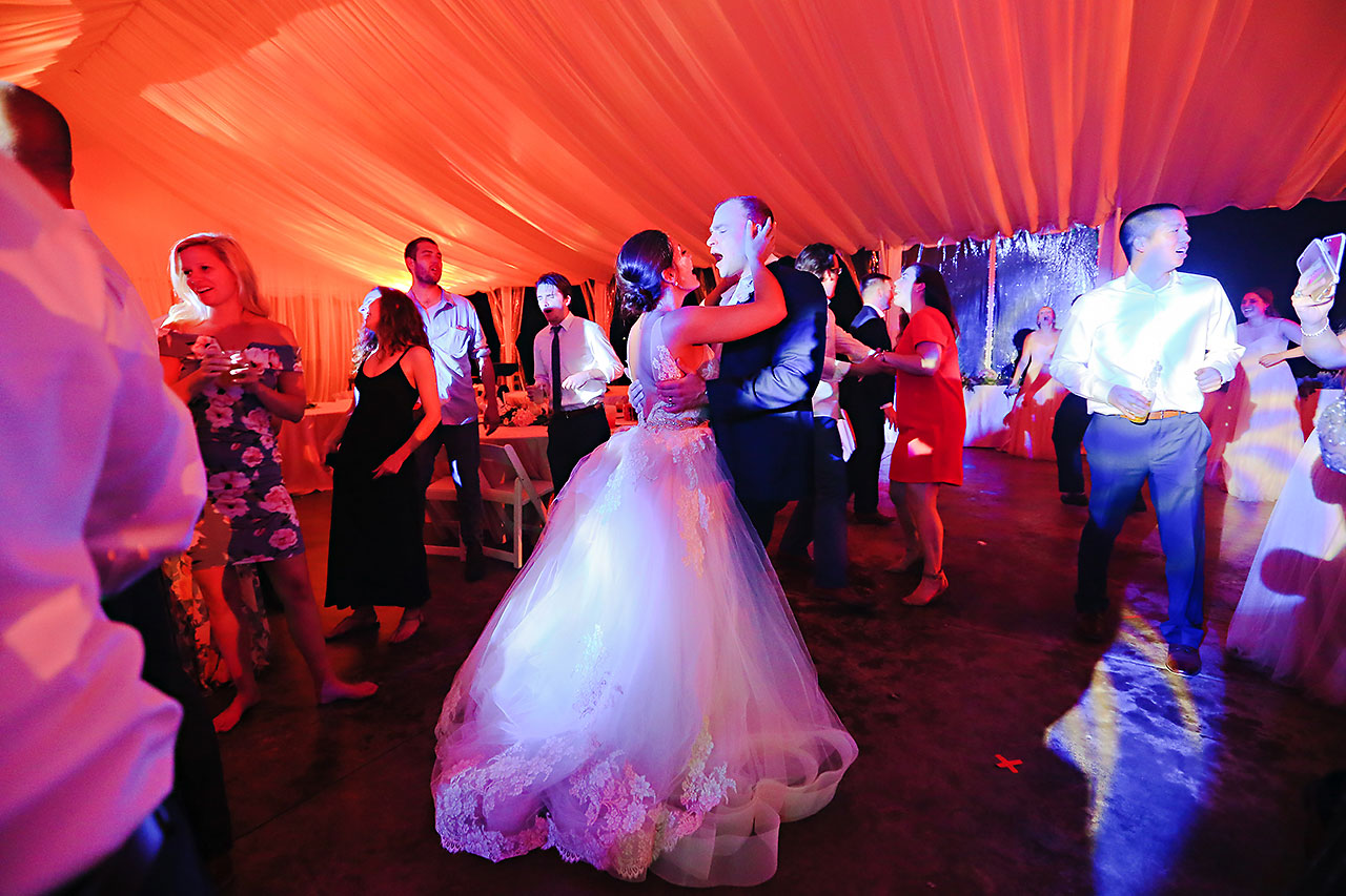 Jillian Eli Coxhall Gardens Wedding 0377