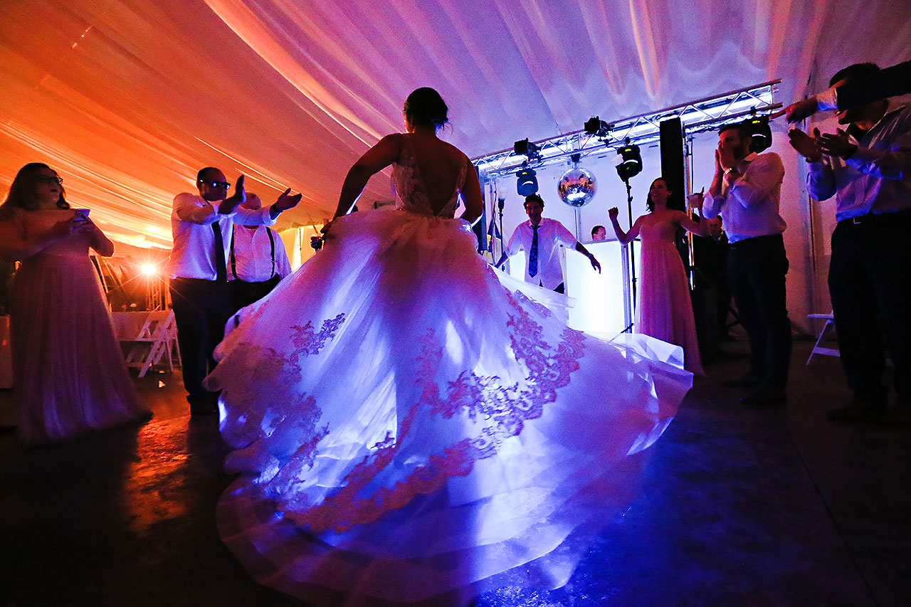 Jillian Eli Coxhall Gardens Wedding 0374