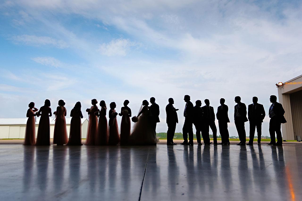 Jillian Eli Coxhall Gardens Wedding 0217