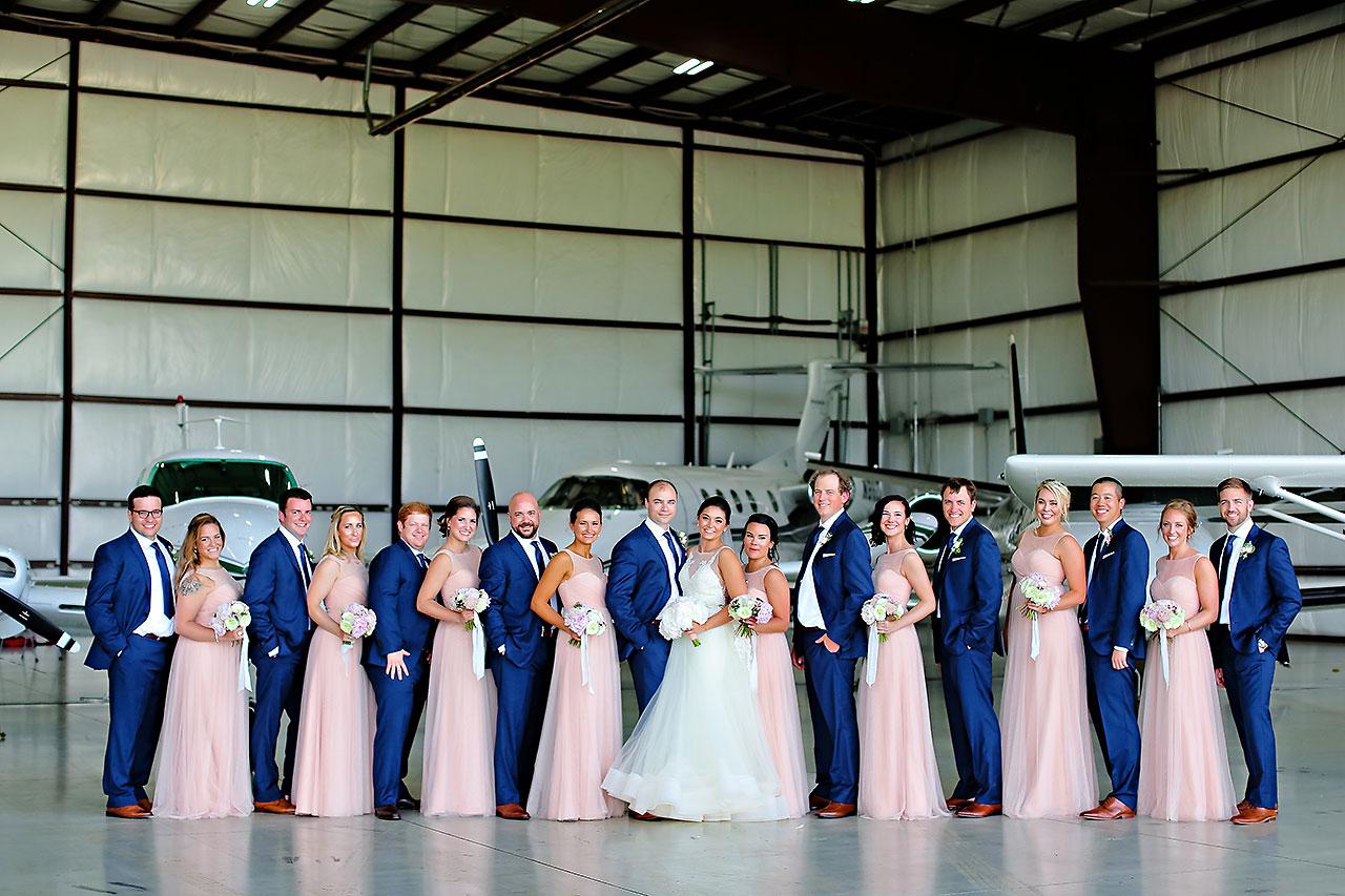 Jillian Eli Coxhall Gardens Wedding 0201
