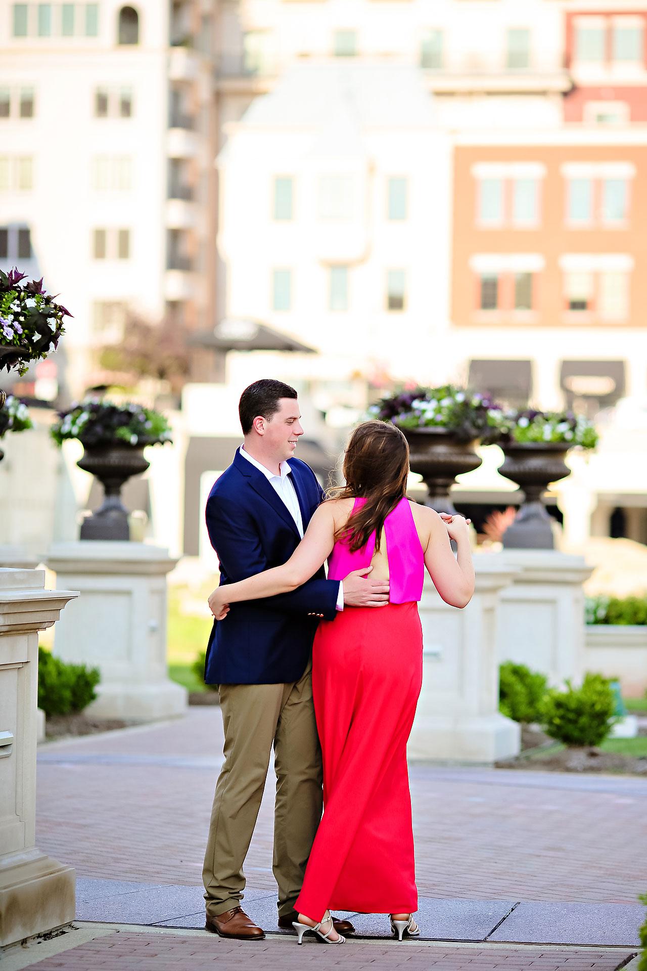 Emily JD Carmel Indiana Engagement Session 154