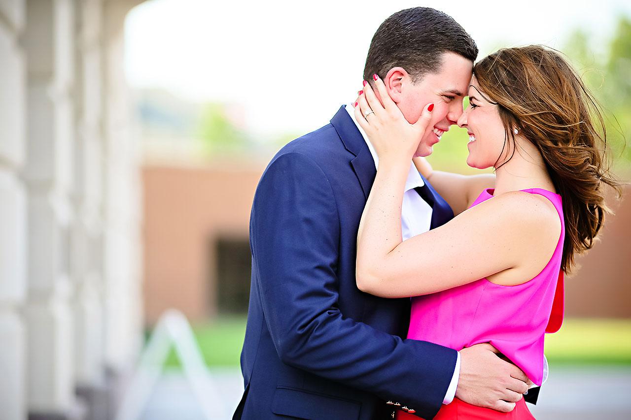 Emily JD Carmel Indiana Engagement Session 156