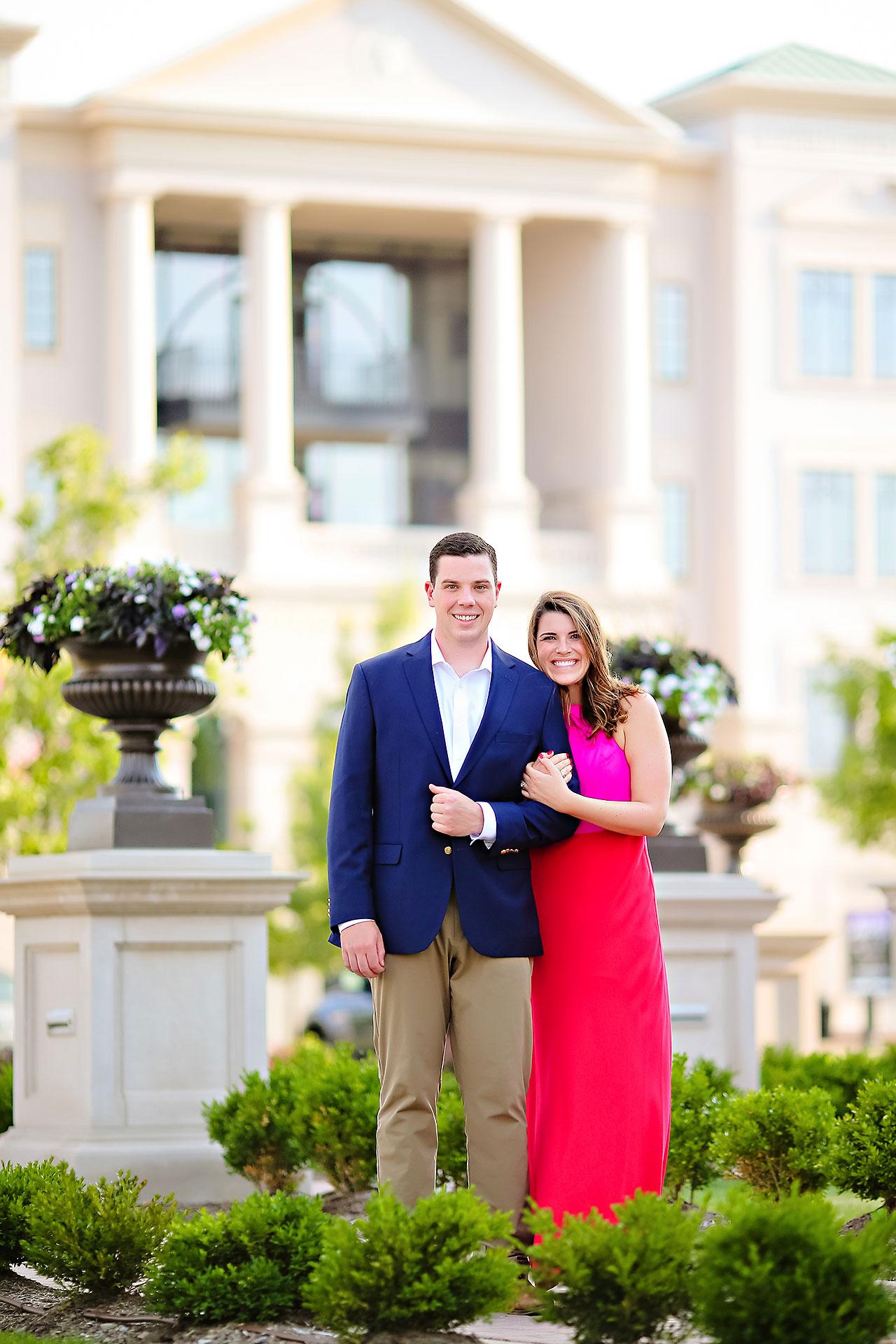 Emily JD Carmel Indiana Engagement Session 141