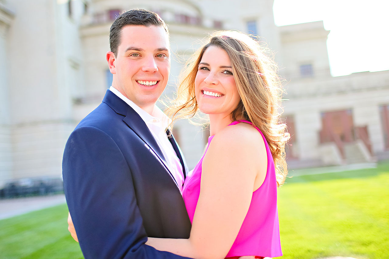 Emily JD Carmel Indiana Engagement Session 138
