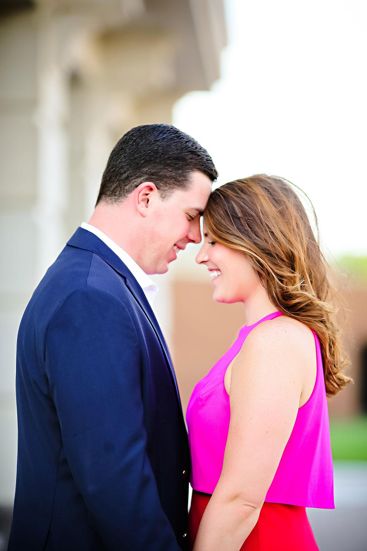Emily JD Carmel Indiana Engagement Session 129