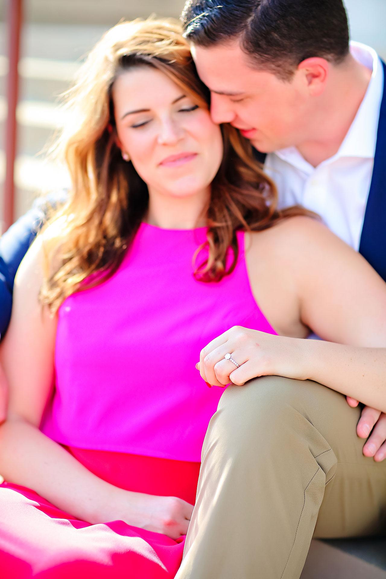 Emily JD Carmel Indiana Engagement Session 096