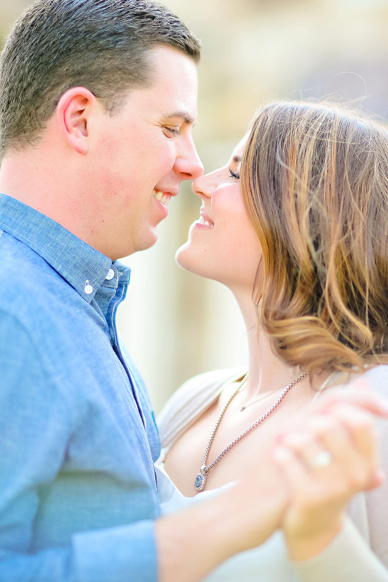 Emily JD Carmel Indiana Engagement Session 073