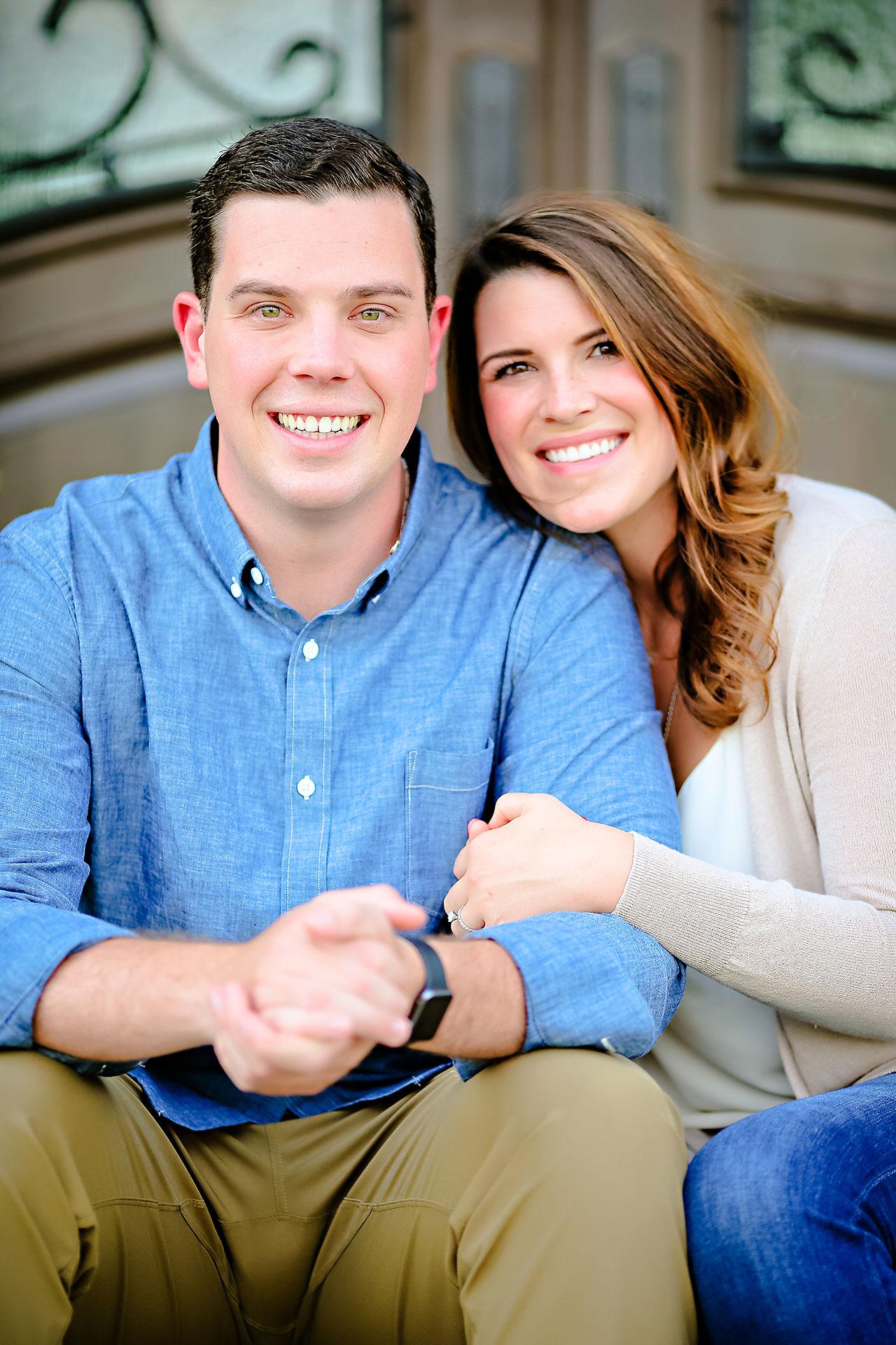 Emily JD Carmel Indiana Engagement Session 063