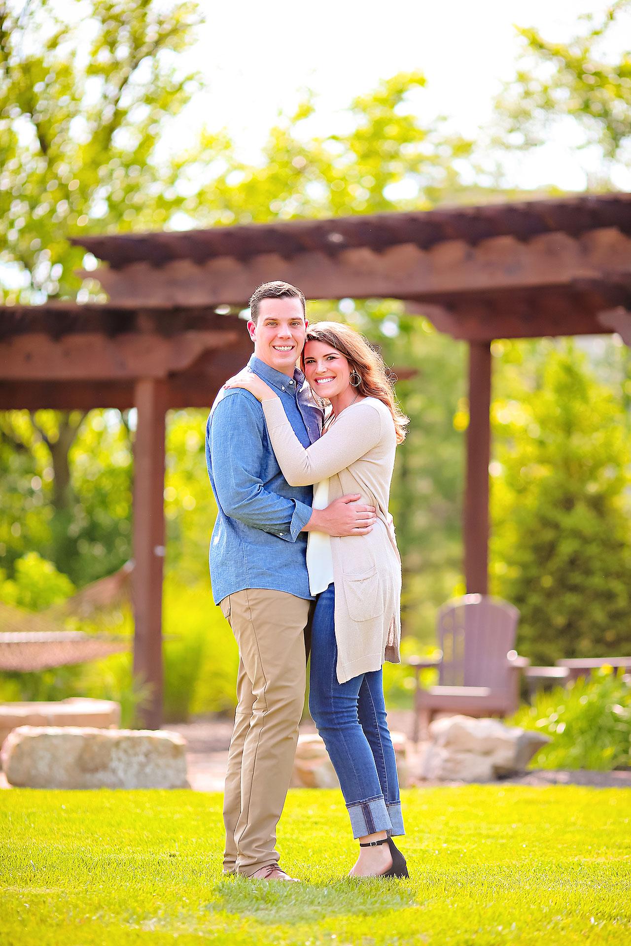 Emily JD Carmel Indiana Engagement Session 059