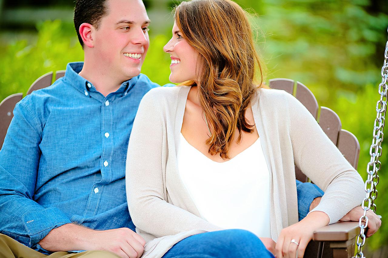 Emily JD Carmel Indiana Engagement Session 049