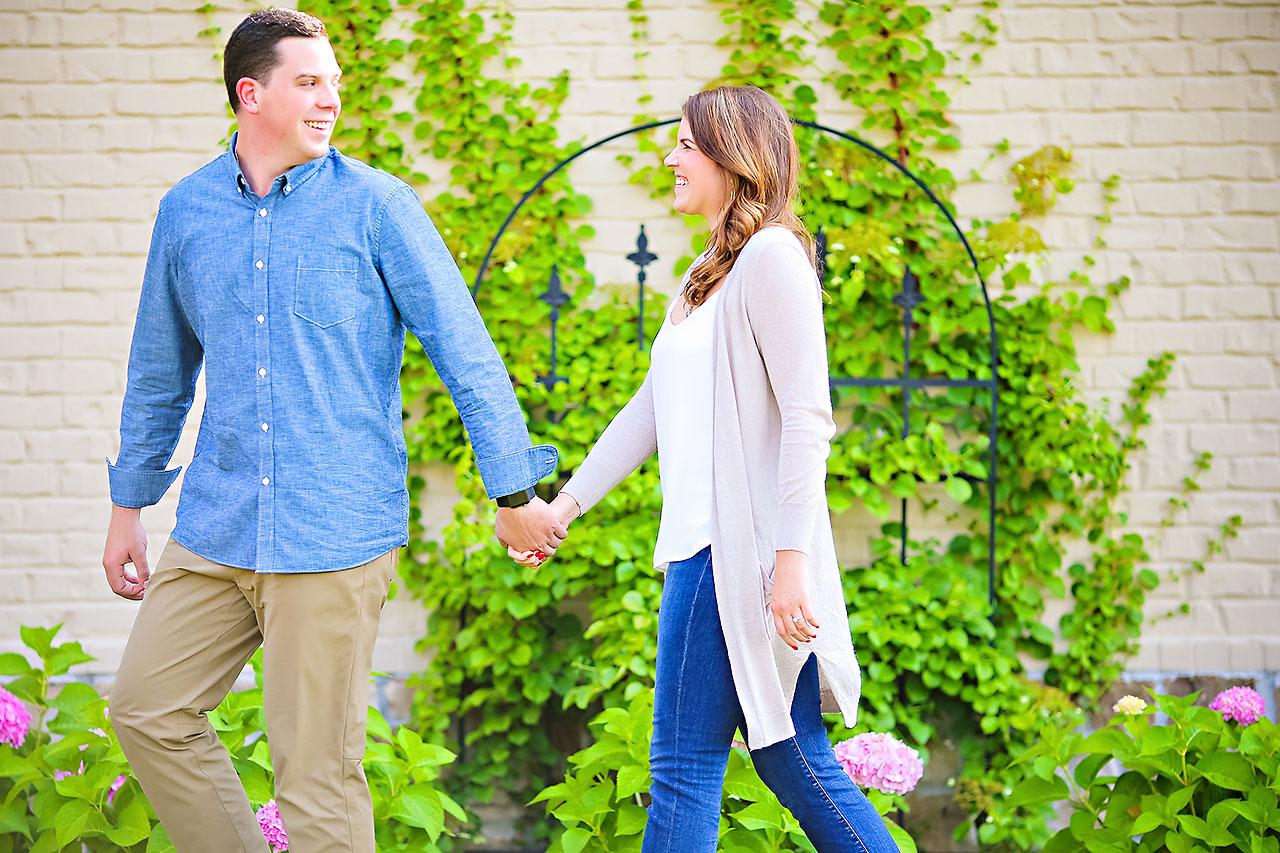 Emily JD Carmel Indiana Engagement Session 034