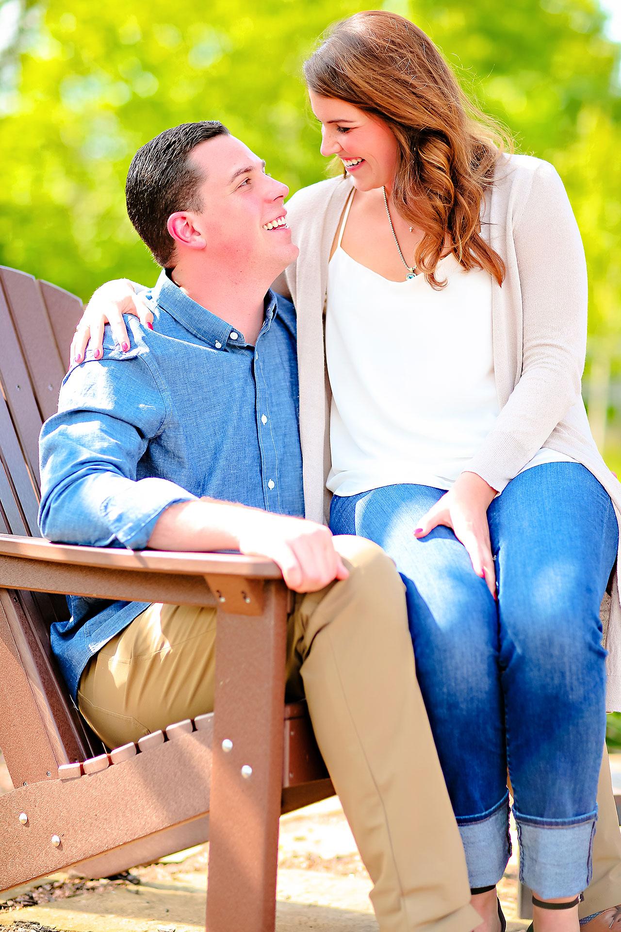 Emily JD Carmel Indiana Engagement Session 029