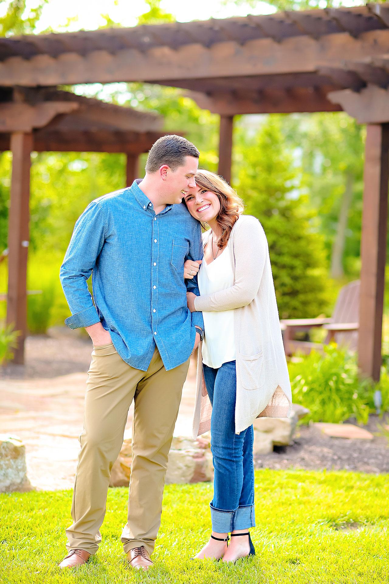 Emily JD Carmel Indiana Engagement Session 020