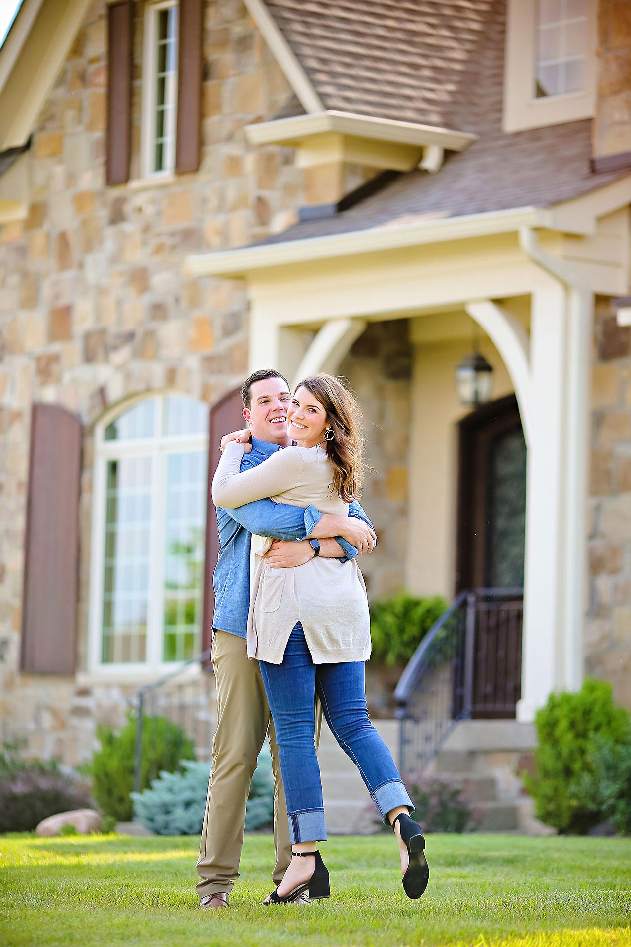 Emily JD Carmel Indiana Engagement Session 011
