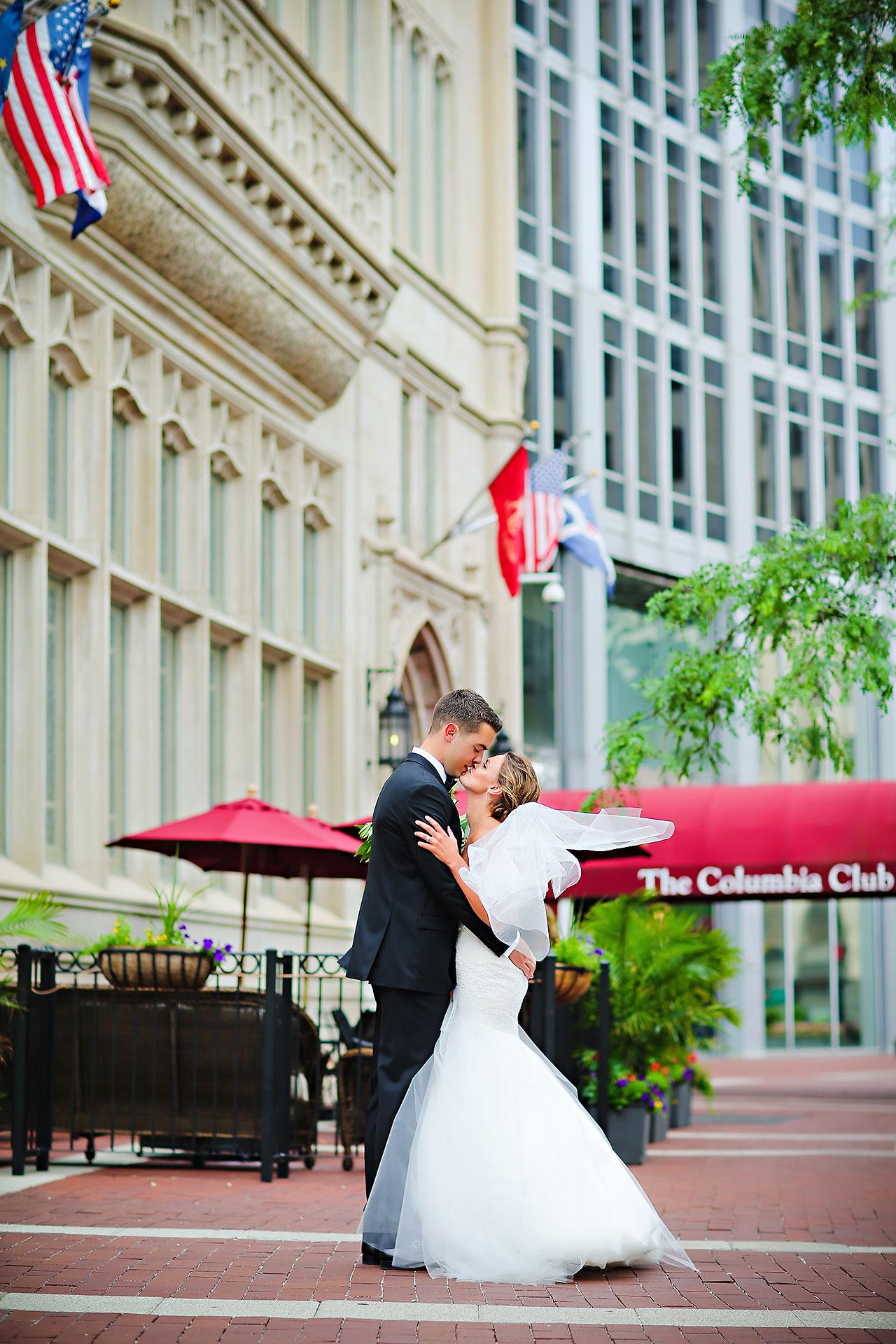 Katey Nick Conrad Indianapolis Wedding 0218