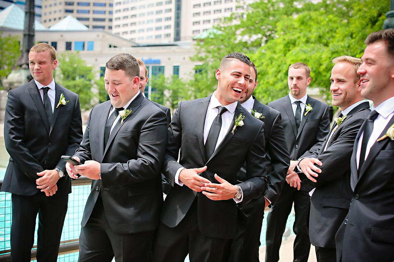 Katey Nick Conrad Indianapolis Wedding 0209