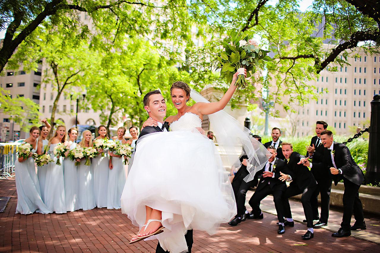 Katey Nick Conrad Indianapolis Wedding 0177