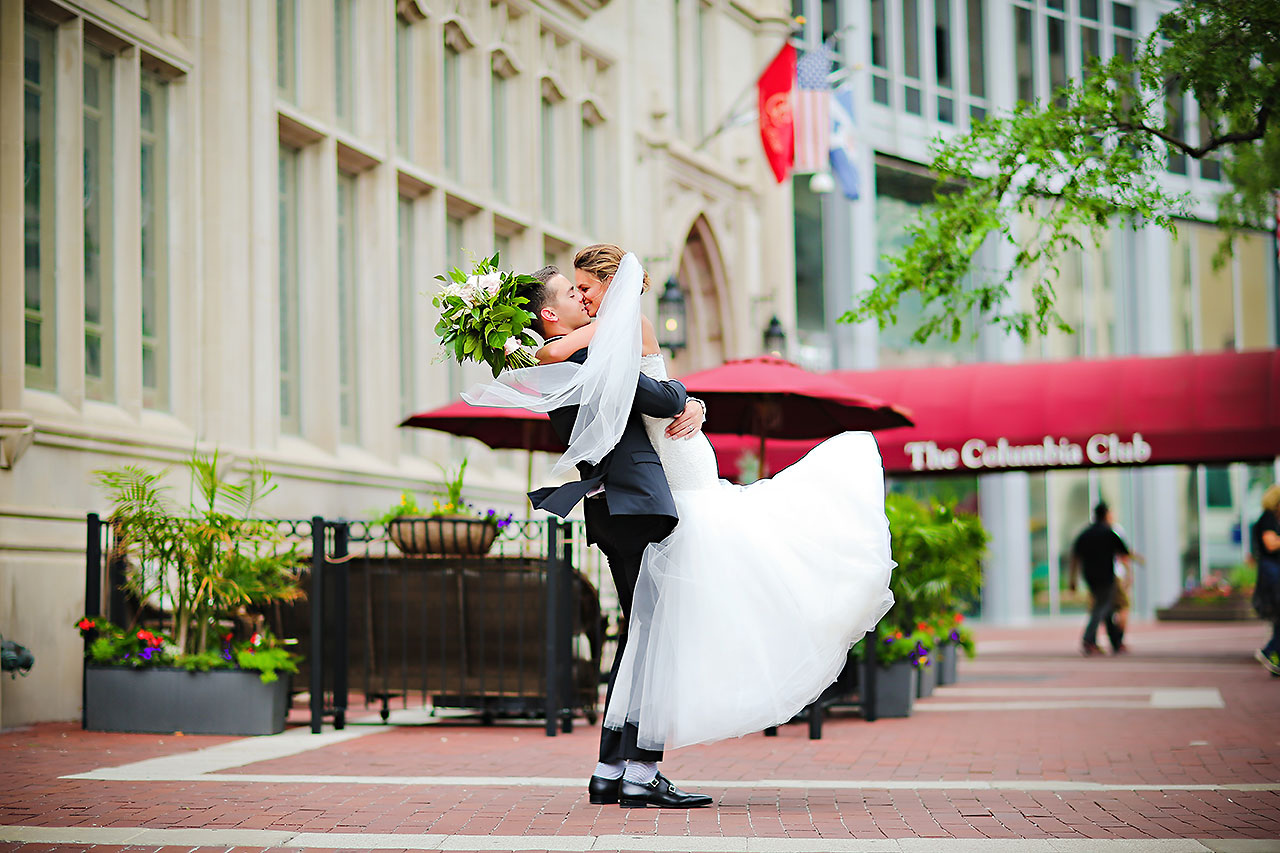 Katey Nick Conrad Indianapolis Wedding 0175