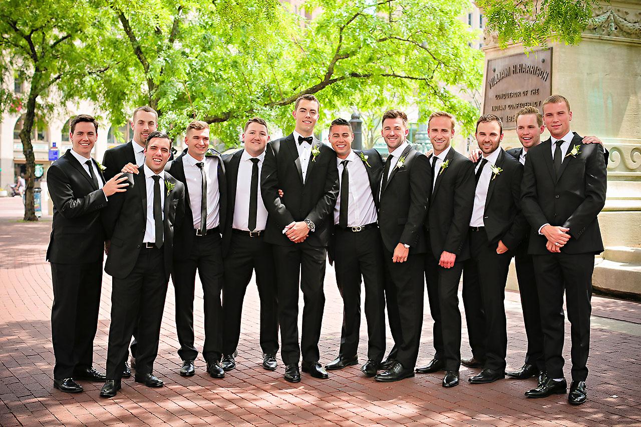 Katey Nick Conrad Indianapolis Wedding 0171