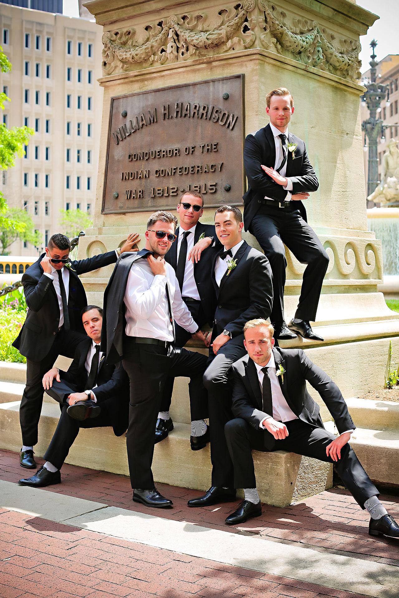 Katey Nick Conrad Indianapolis Wedding 0155
