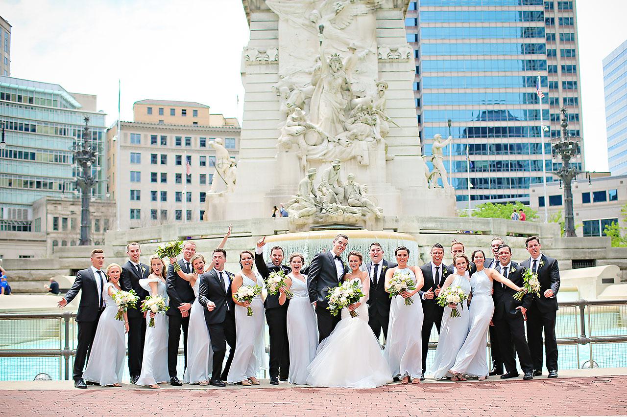 Katey Nick Conrad Indianapolis Wedding 0117