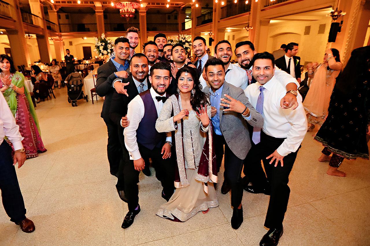Haseeba Ammar Indianapolis Pakistani Wedding Reception 388
