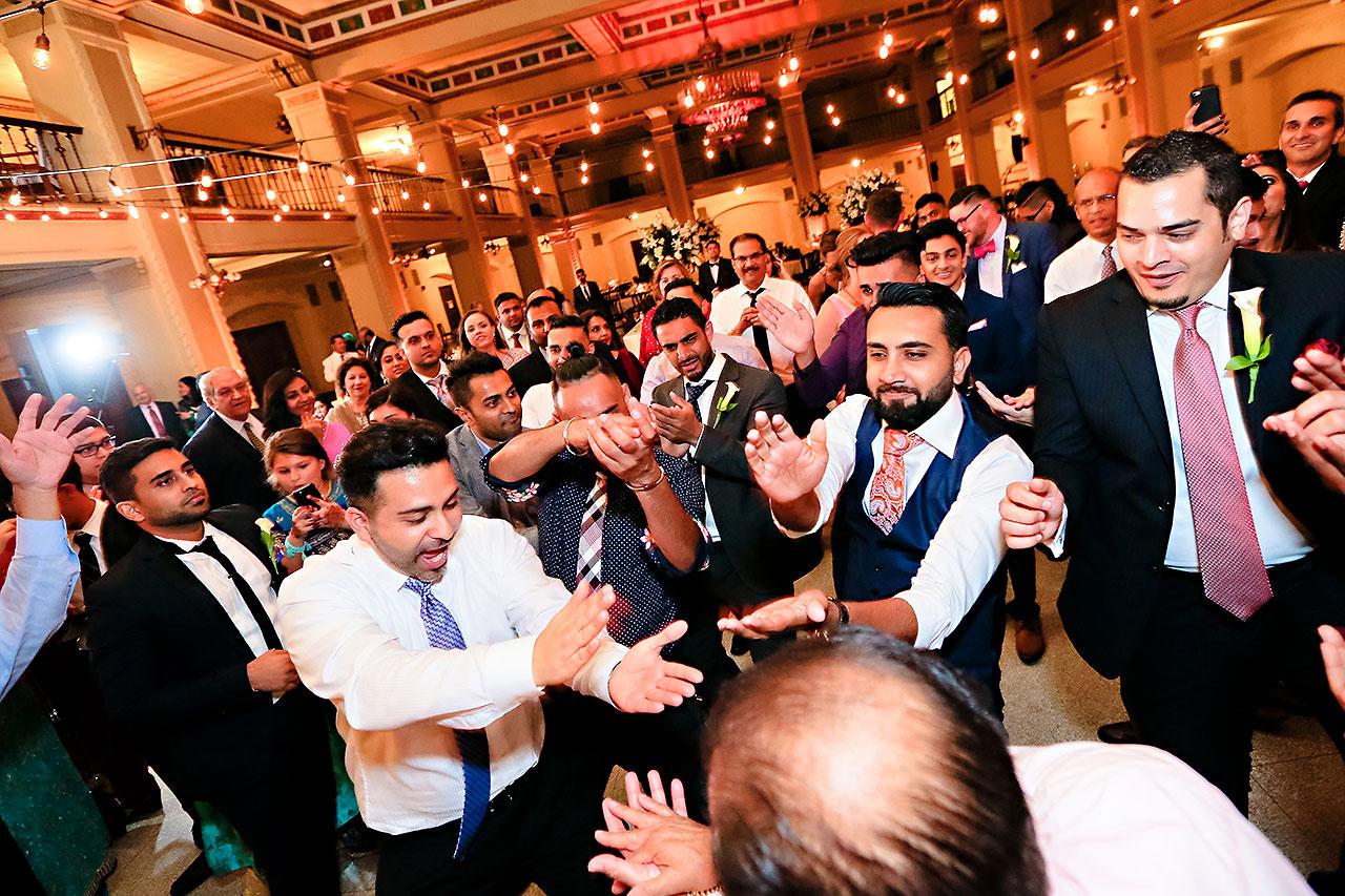 Haseeba Ammar Indianapolis Pakistani Wedding Reception 380