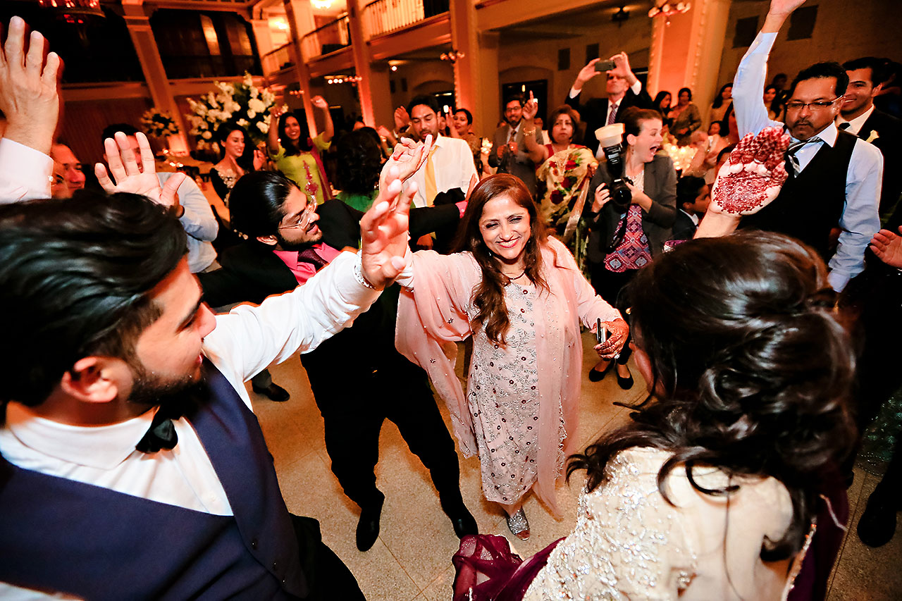 Haseeba Ammar Indianapolis Pakistani Wedding Reception 376