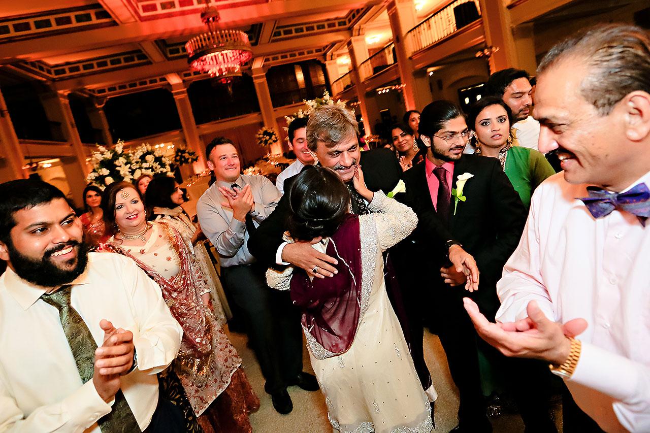 Haseeba Ammar Indianapolis Pakistani Wedding Reception 375