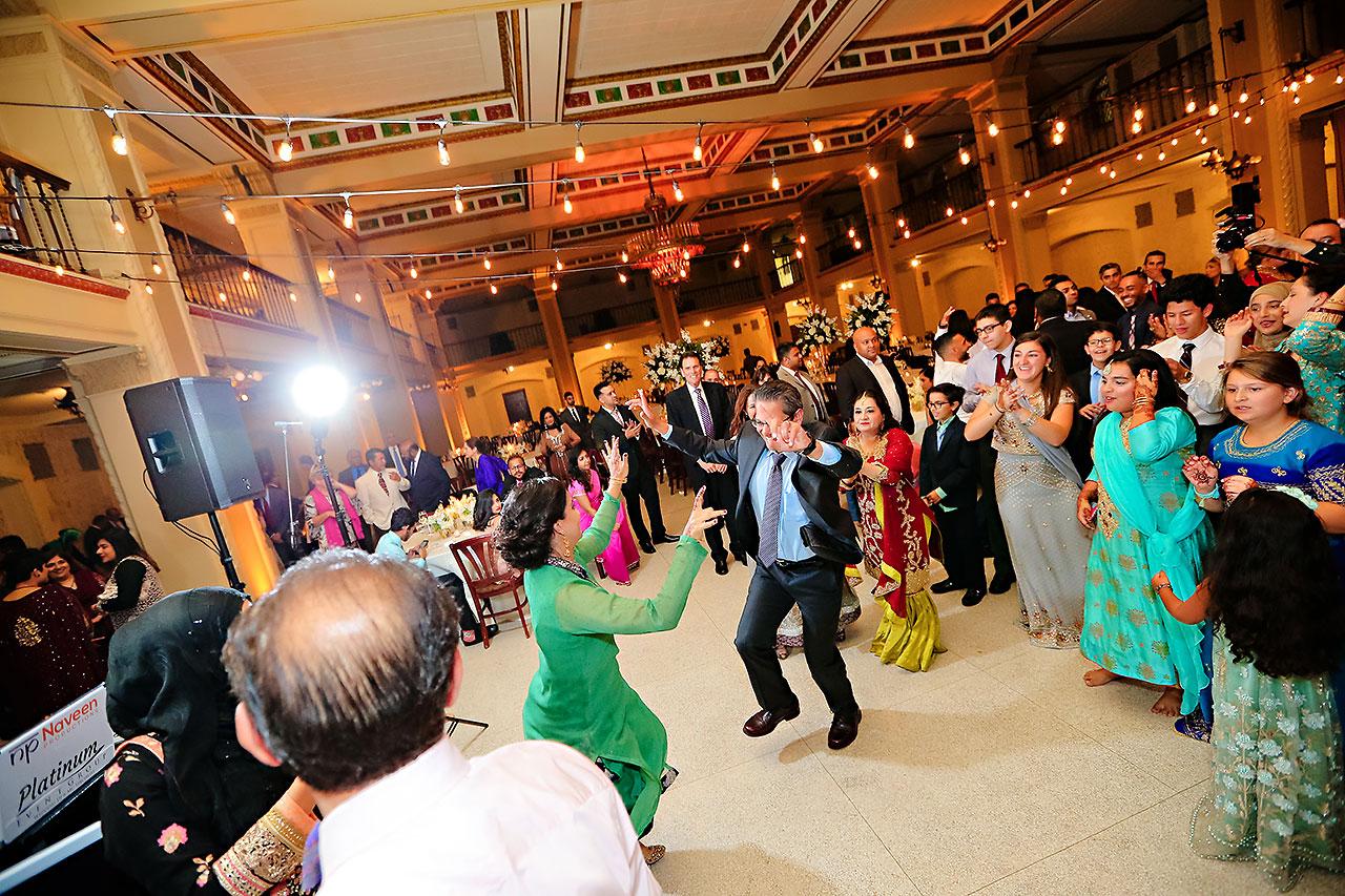 Haseeba Ammar Indianapolis Pakistani Wedding Reception 357