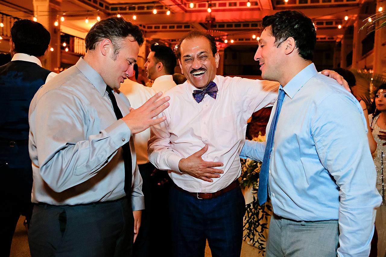 Haseeba Ammar Indianapolis Pakistani Wedding Reception 352