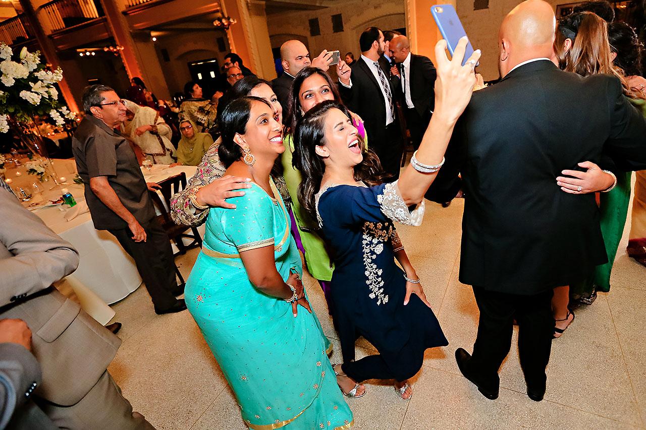 Haseeba Ammar Indianapolis Pakistani Wedding Reception 350