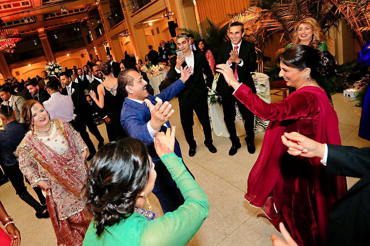 Haseeba Ammar Indianapolis Pakistani Wedding Reception 339