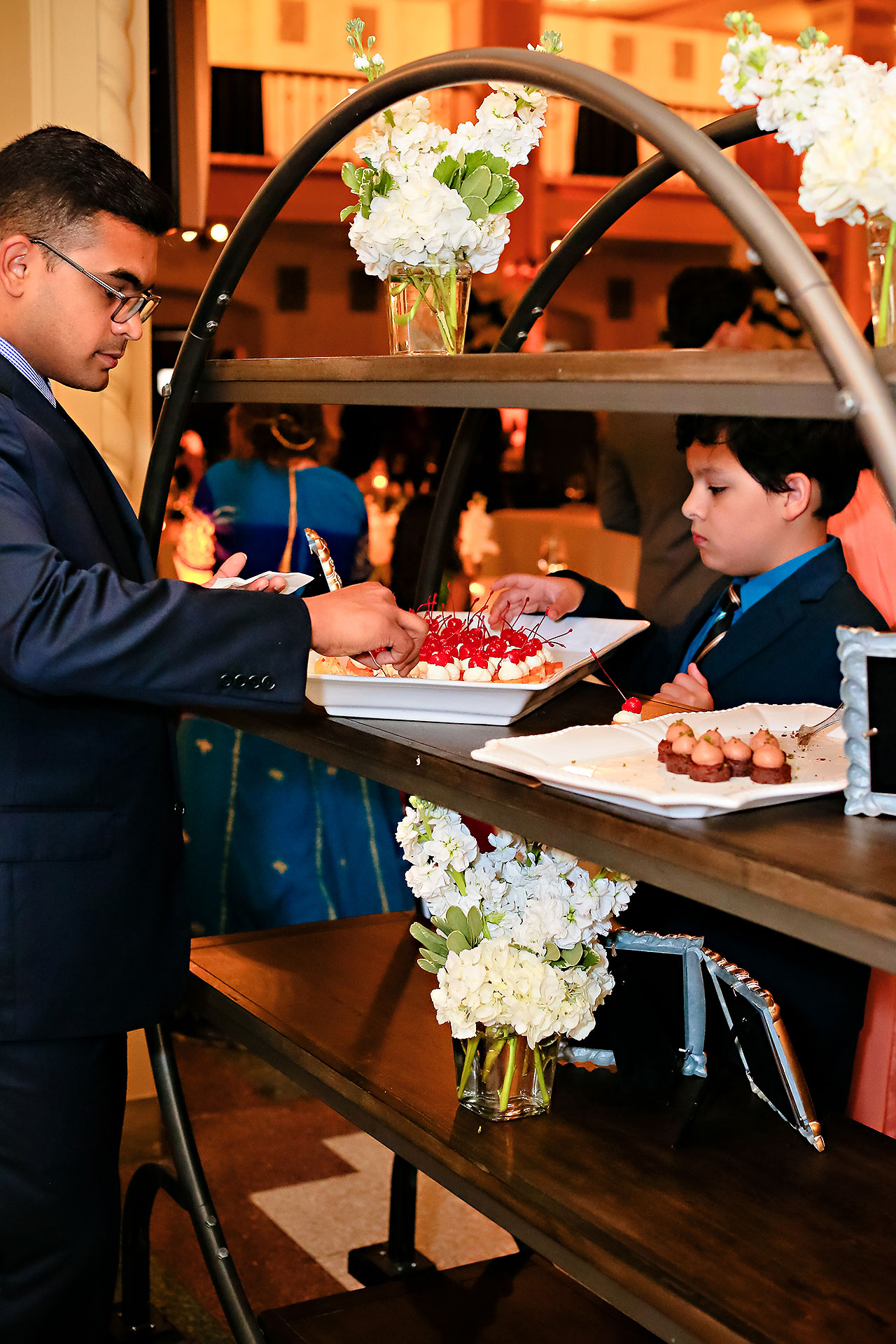 Haseeba Ammar Indianapolis Pakistani Wedding Reception 332